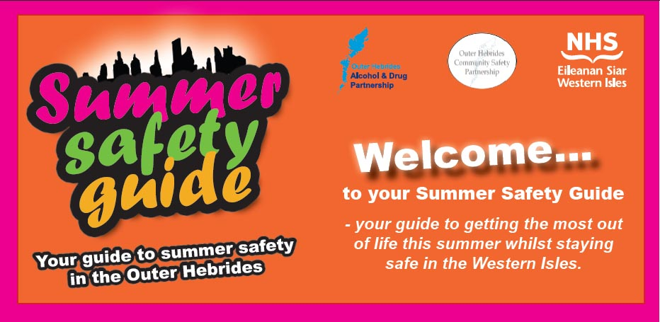 Summer Safety Guide webheader